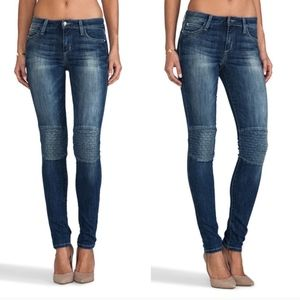 🆕Joe's Jeans Quilted Skinny Stretch Moto Jean 26
